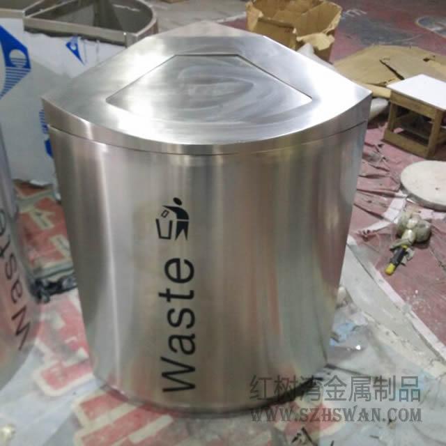 医用不锈钢垃圾桶