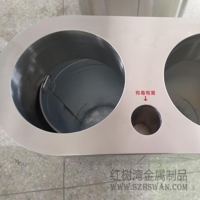 有毒有害垃圾桶投口图片