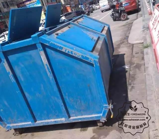 垃圾箱很脏,你问过垃圾箱的感受吗?