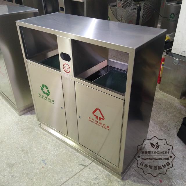 分类不锈钢垃圾桶图片