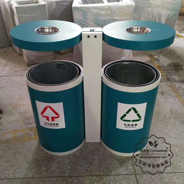 农村垃圾箱图片011