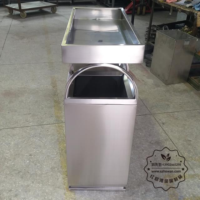 分类不锈钢垃圾桶图片003