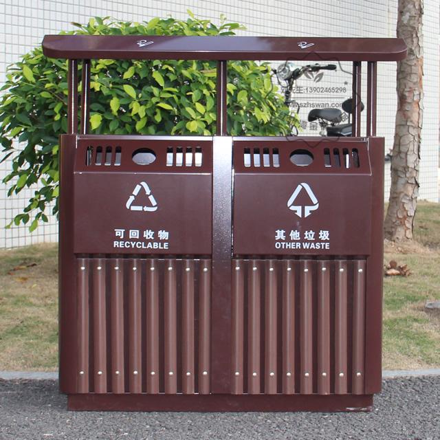 农村垃圾箱图片002