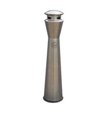 室内圆柱形立式不锈钢烟灰桶主图