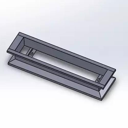 户外分类不锈钢垃圾桶结构图1