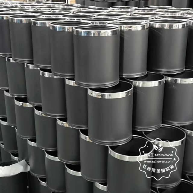 红树湾品牌家用不锈钢垃圾桶