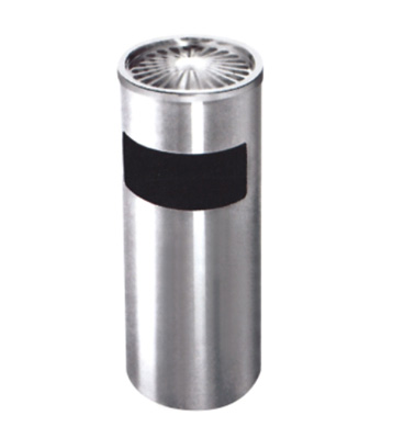 菊花格座地烟灰桶