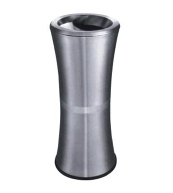 不锈钢小蛮腰垃圾桶