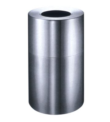 铝制圆形垃圾桶
