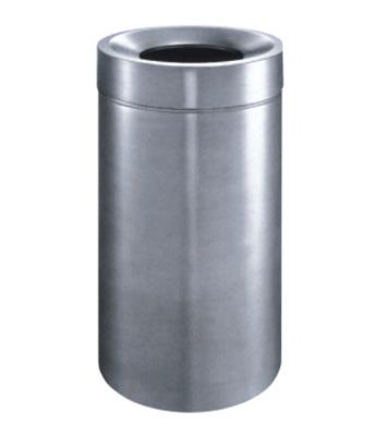 室内不锈钢圆形垃圾桶