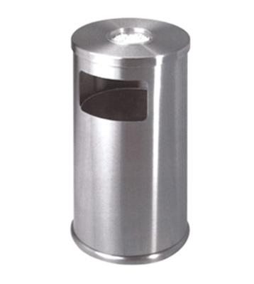 不锈钢室内圆形单口桶
