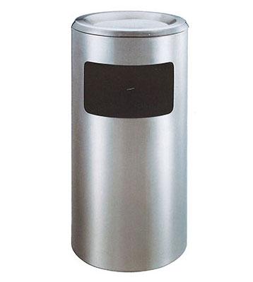 商场不锈钢圆形垃圾桶