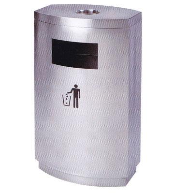 不锈钢烟灰缸垃圾桶