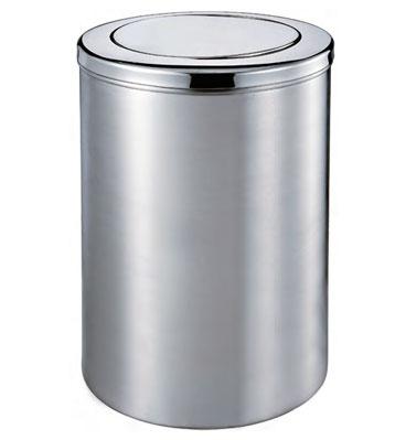 不锈钢港式垃圾桶