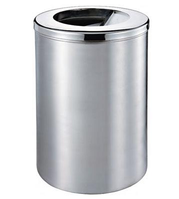 不锈钢室内港式垃圾桶
