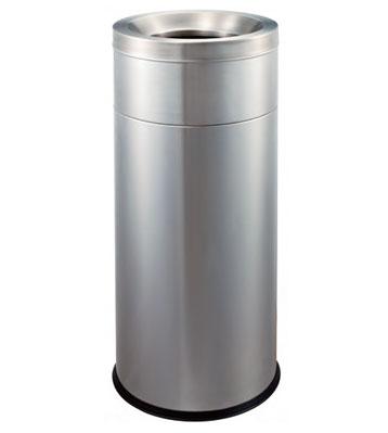 不锈钢立式垃圾桶