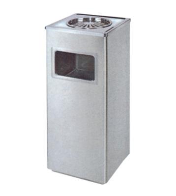方形不锈钢座地烟灰桶