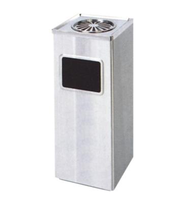 室内方形不锈钢烟灰桶