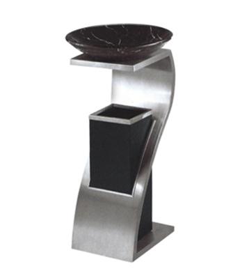不锈钢S形新概念烟灰桶