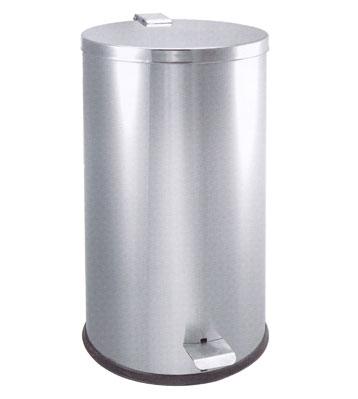 不锈钢公寓室内脚踏式垃圾桶