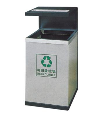 室内环保钢制垃圾桶