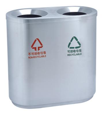 不锈钢贵阳机场垃圾桶主图