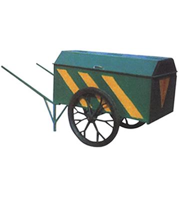 手推式环卫垃圾车