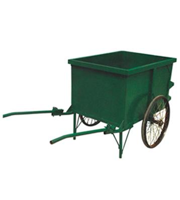 手推环卫垃圾车