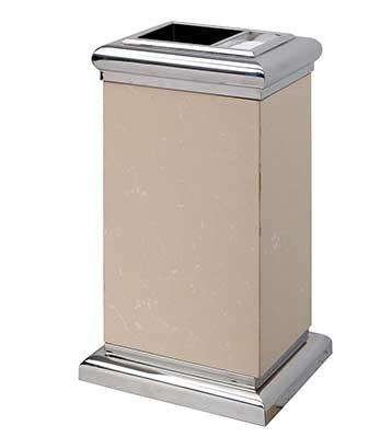 莎安娜大理石酒店垃圾桶
