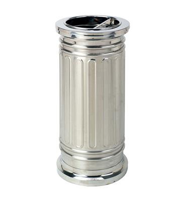 罗马柱不锈钢烟灰桶