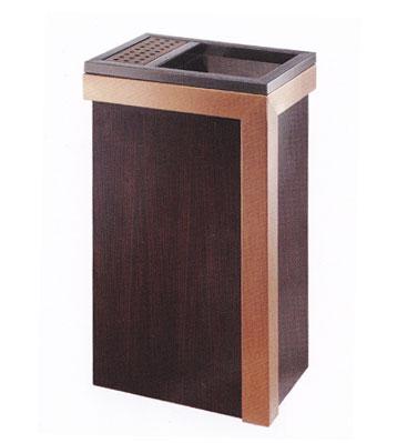精品古典钛金垃圾桶
