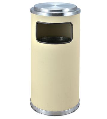 室内烤漆金属垃圾桶