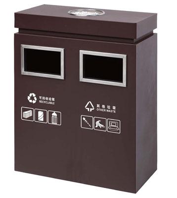 环卫分类商场垃圾桶