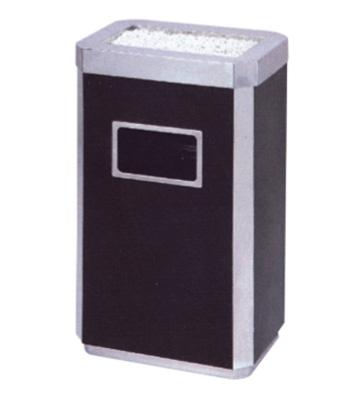 斜角铁板烟灰桶