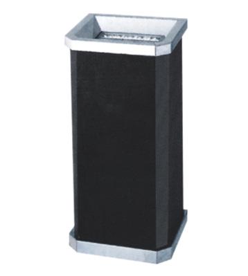 斜角烟灰缸铁皮垃圾桶